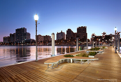 City Commons Waterfront Docks TechnoMarine Group