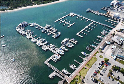 Riviera Beach Municipal Marina TechnoMarine Group