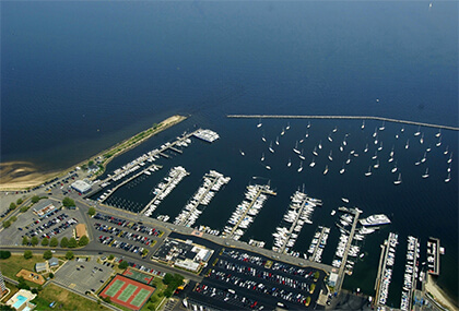 Atlantic Highlands Harbor Marina