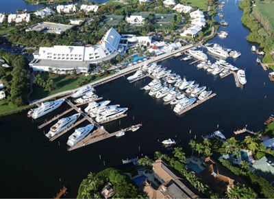 Amazing new Drone photography of the new marina at Admirals Cove! The Alteza