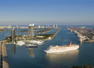 Island Gardens at Deep Harbour Megayacht Marina – Miami, FL The Alteza